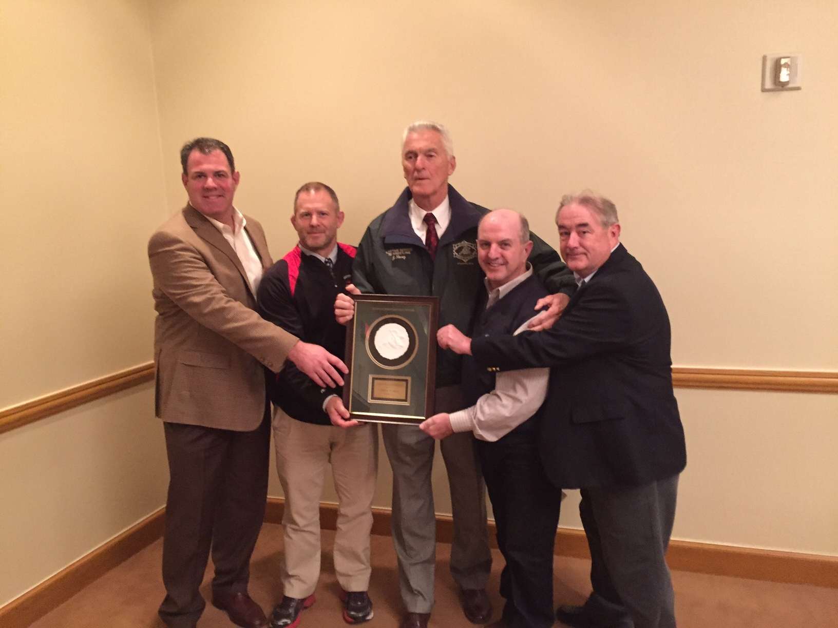 John Storey '59 inducted into National Wrestling Hall of Fame